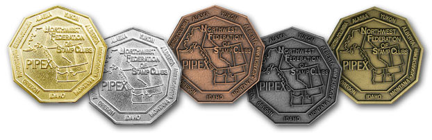 Pipex Medals